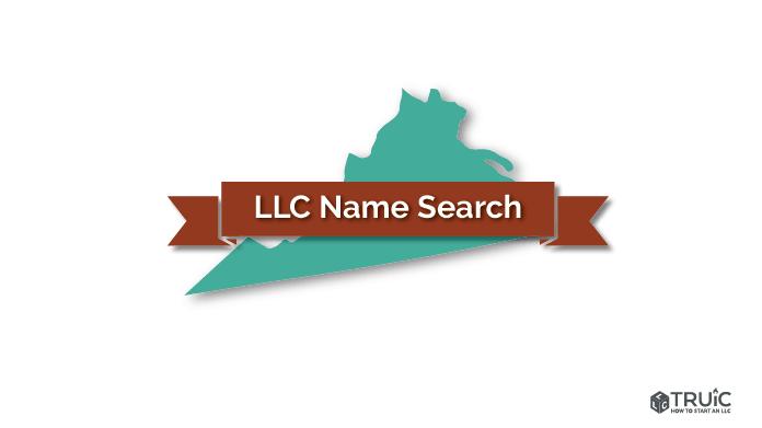Virginia Llc Name Search How To Start An Llc