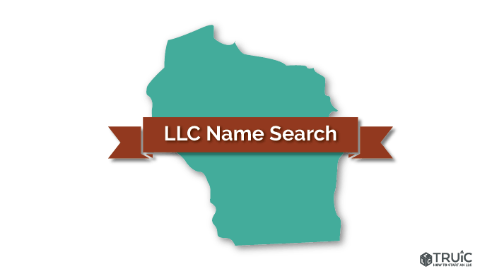 Wisconsin LLC Name Search Image
