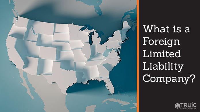 What is a Foreign Limited Liability Company? Image