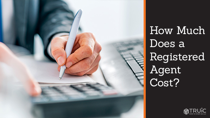 How Much Does a Registered Agent Cost?