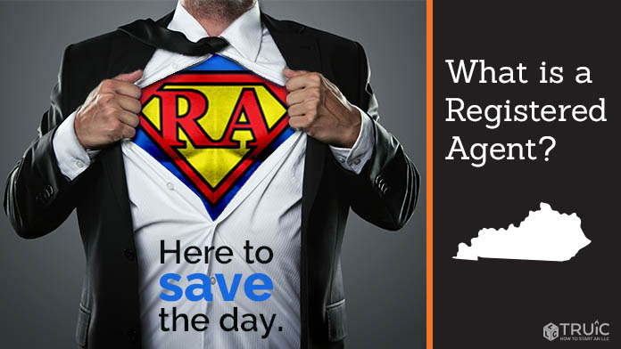 What is a Kentucky Registered Agent? Registered Agent Image