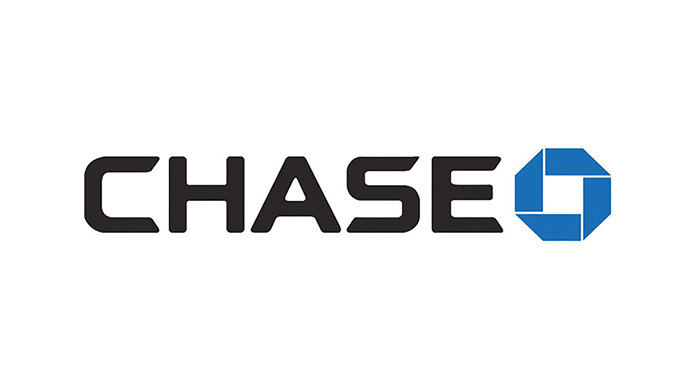 Image of the Chase Bank logo