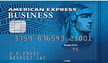 American Express SimplyCash Plus Business credit card.