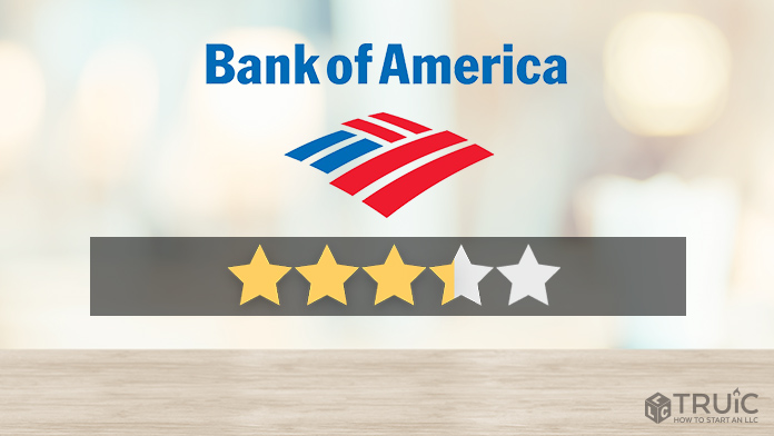 Bank of America Small Business Loans Review Image.