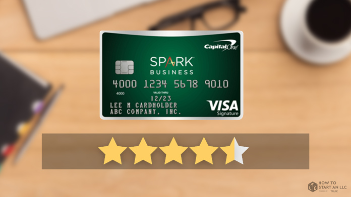 Capital One Spark Cash Business Credit Card Review Image