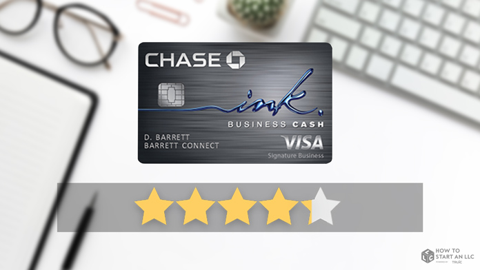 Chase Ink Cash Business Credit Card Review Image