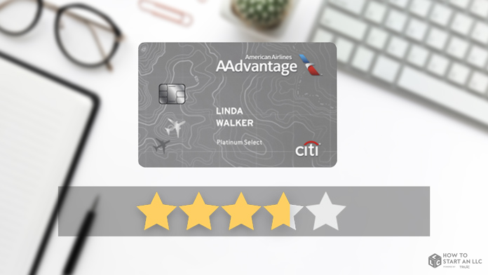 CitiBusiness AAdvantage Platinum Select Business Credit Card Review Image