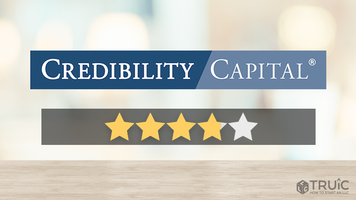 Credibility Small Business Loans Review Image.