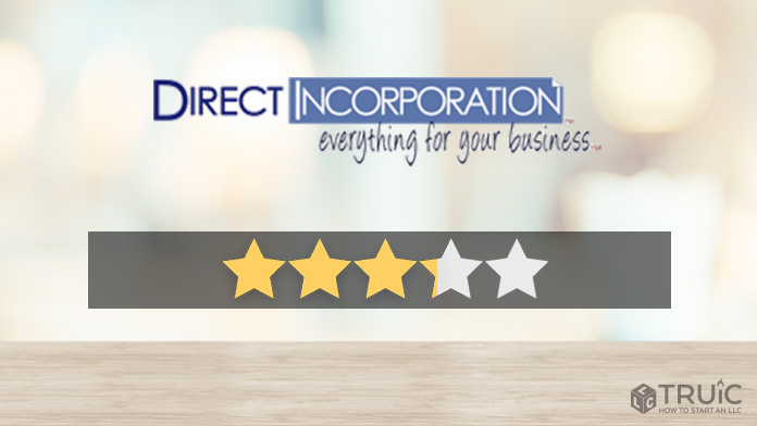 Direct Incorporation Review Image