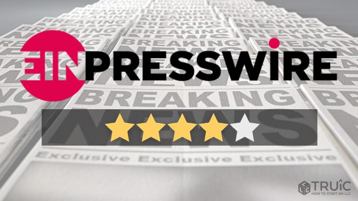 EIN Presswire logo with a 4/5 rating.