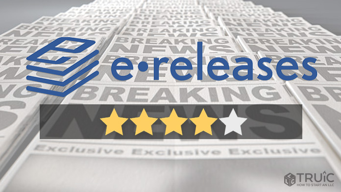 eReleases logo with a 4/5 rating.