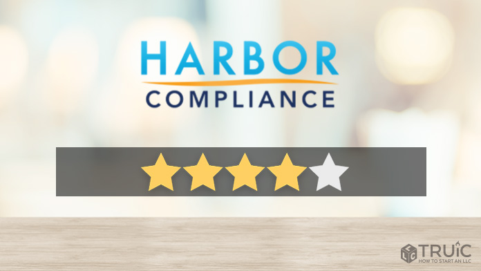 Harbor Compliance LLC Formation Review Image