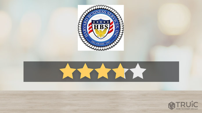 Harvard Business Services LLC Formation Review Image