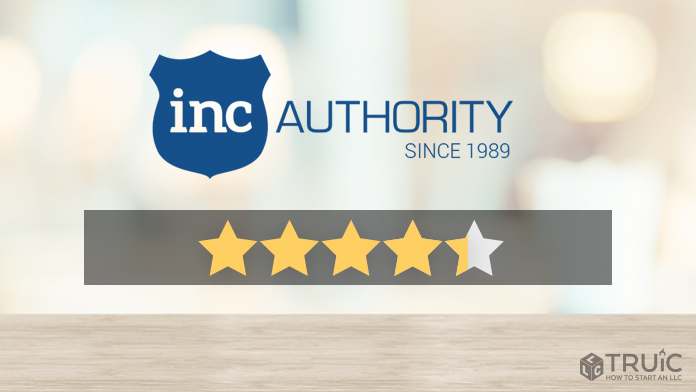 Inc Authority LLC Services Review Image.