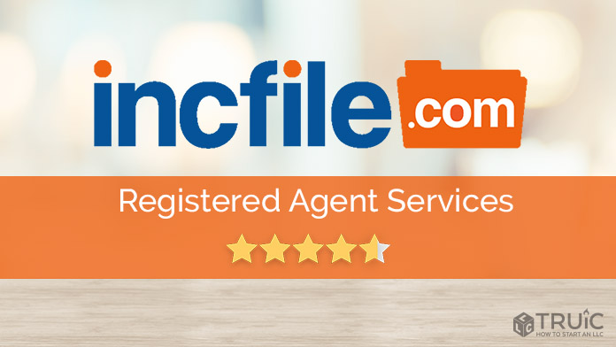 Incfile Registered Agent Services Review Image.