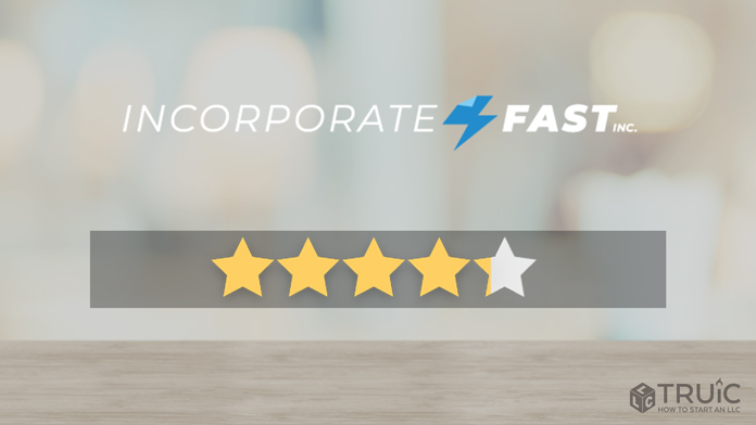 Incorporate Fast LLC Formation Review Image