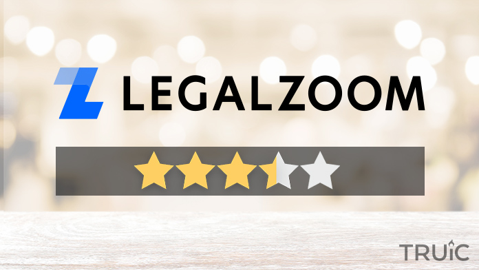 LegalZoom LLC Formation Review Image