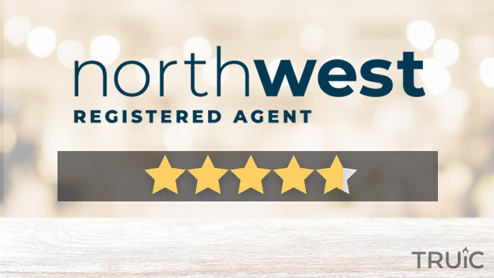 Northwest Registered Agent LLC Formation Review Image