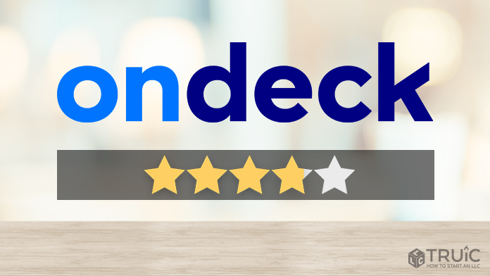 OnDeck Small Business Loans Review Image.