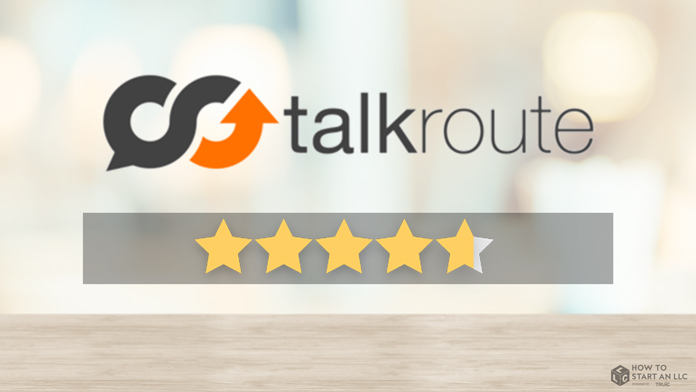 Talkroute Business Phone System Review Image
