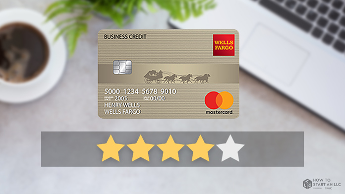 Wells Fargo Secured Business Credit Card Review Image