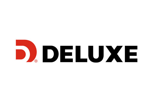 Image of the Deluxe logo