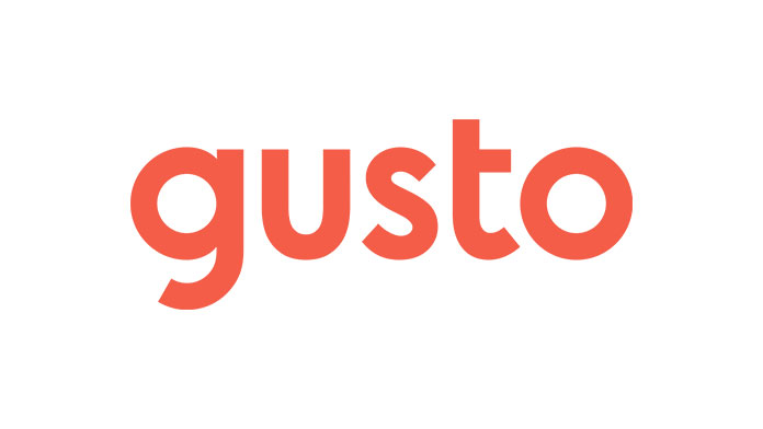 Image of the Gusto logo