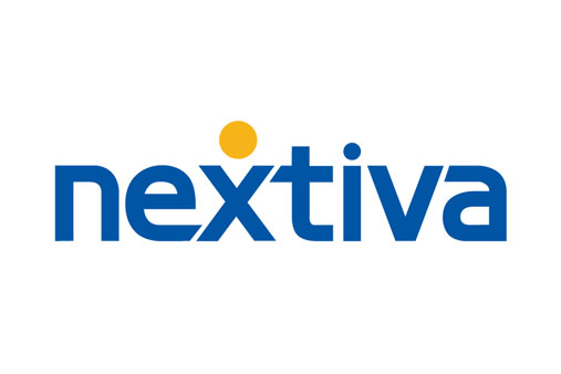 Image of the Nextiva logo