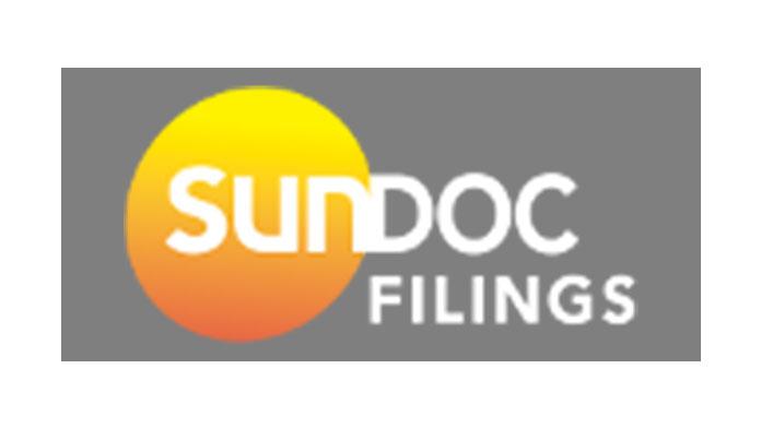 SunDoc Filings Logo
