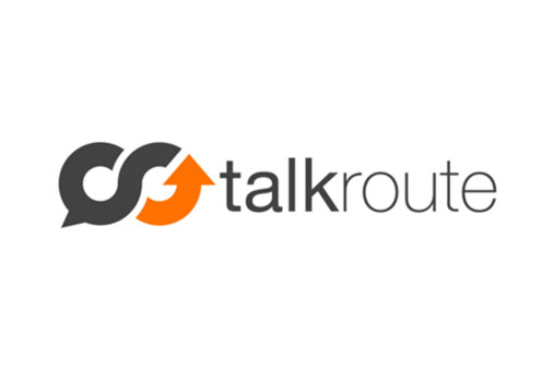 Image of the Talk Route logo