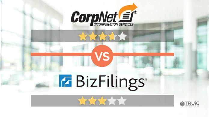 CorpNet vs BizFilings Review Image