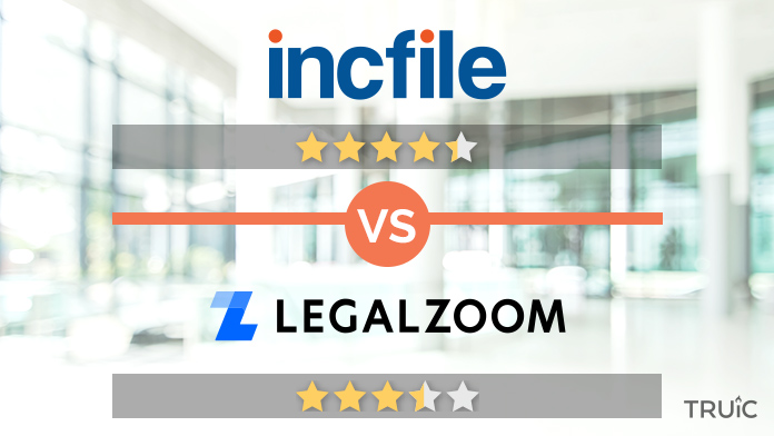 Incfile vs Legalzoom Review Image