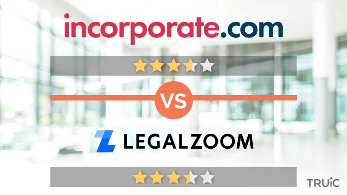 Incorporate vs. Legalzoom Review Image