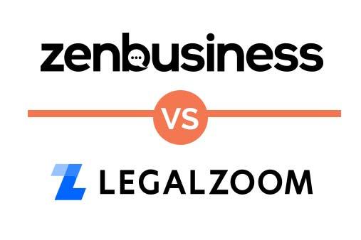 ZenBusiness versus Legalzoom