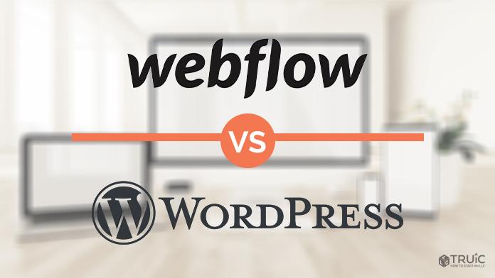 Webflow vs. Wordpress.
