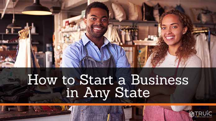 7 steps to start a business: 1. Choose the Right Business Idea 2. Plan your Business 3. Form a Company 4. Manage your Finances 5. Establish your Brand 6. Promote your Business 7. Build your Team