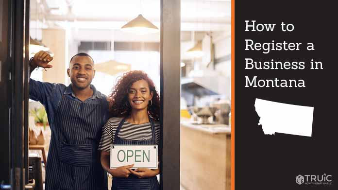 Register a business in Montana.