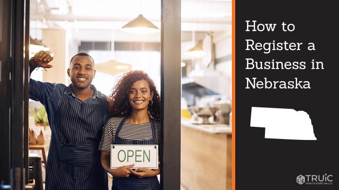 Register a business in Nebraska.