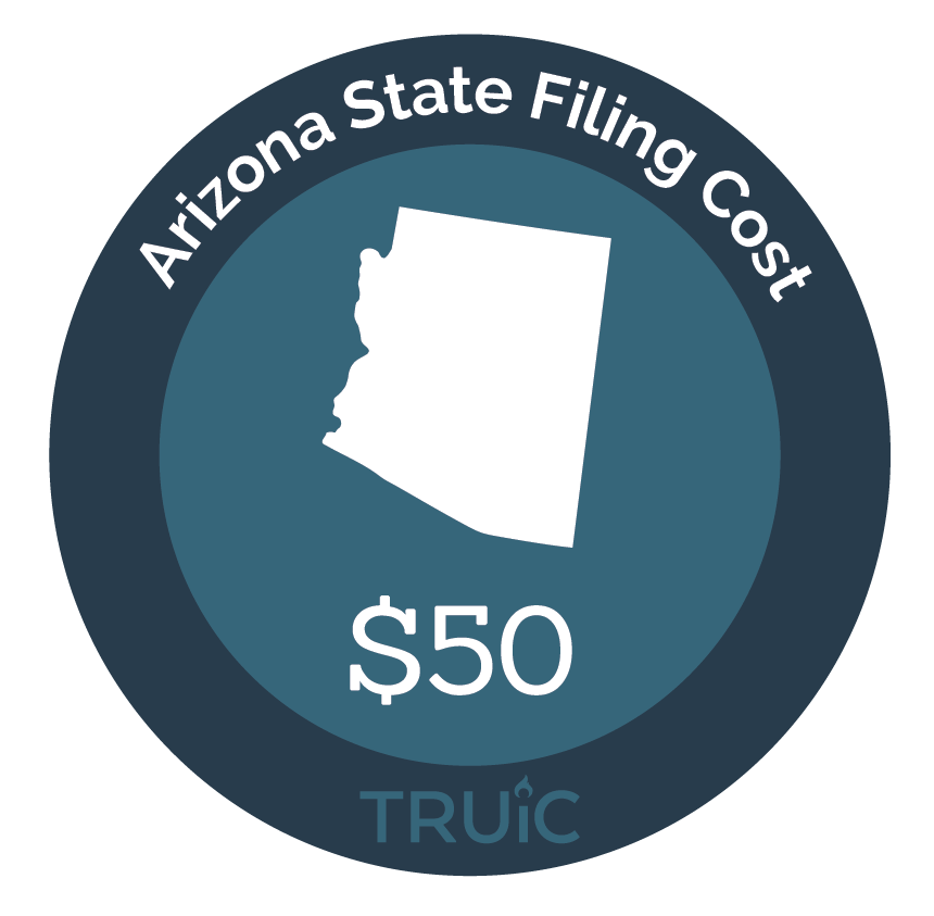 Cost to Start an LLC in Arizona