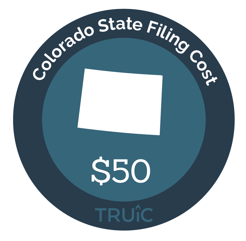 Cost to Form an LLC in Colorado