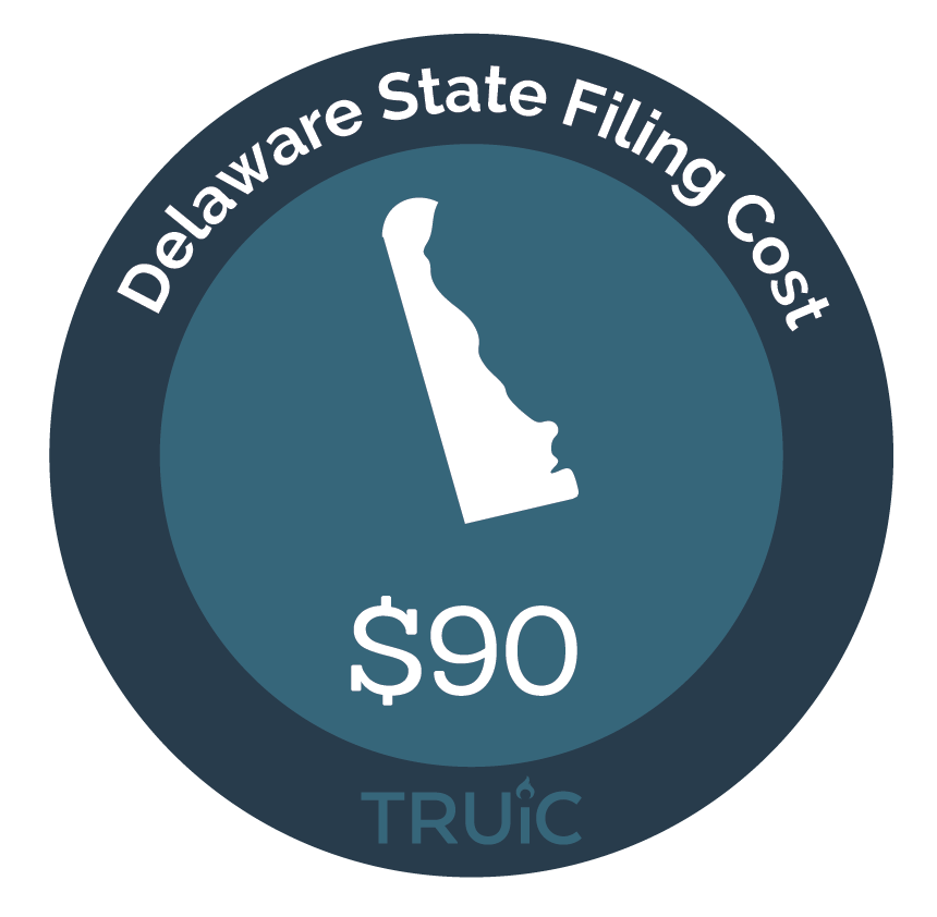 Cost to Start an LLC in Delaware