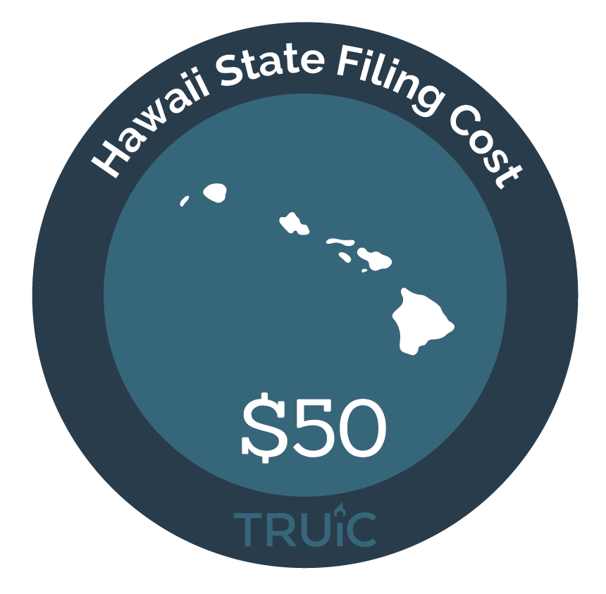 Start an LLC in Hawaii