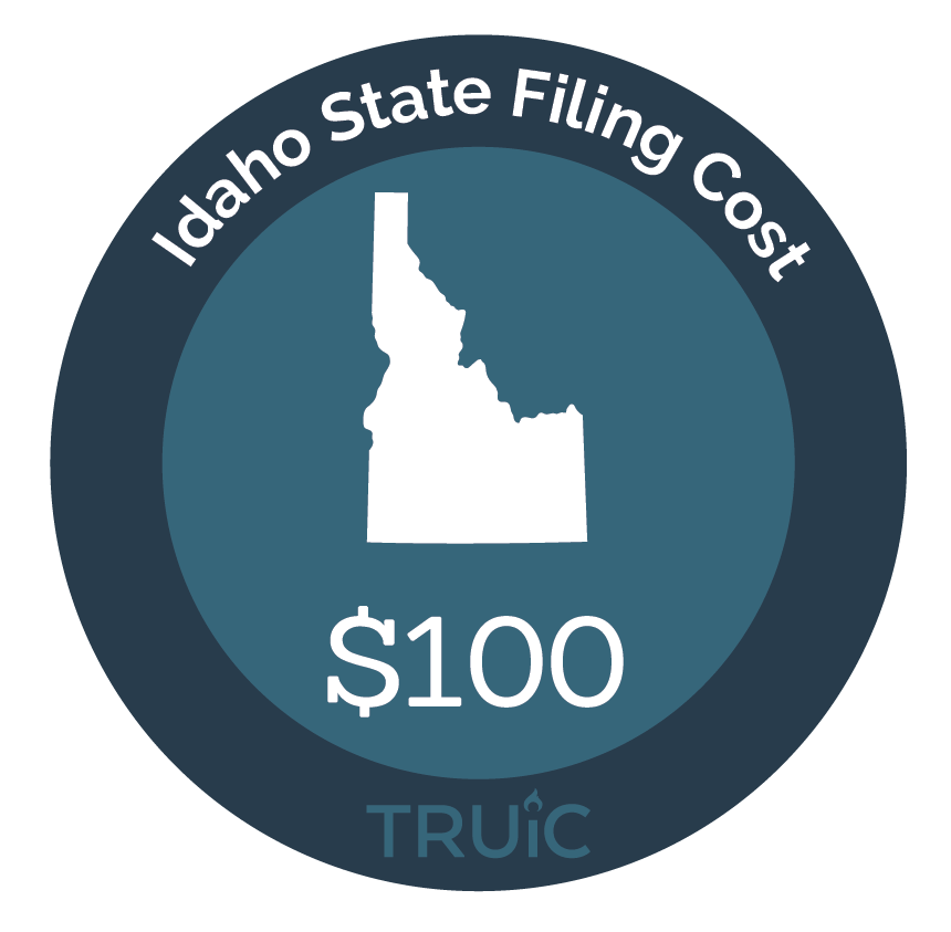 Cost to Start an LLC in Idaho