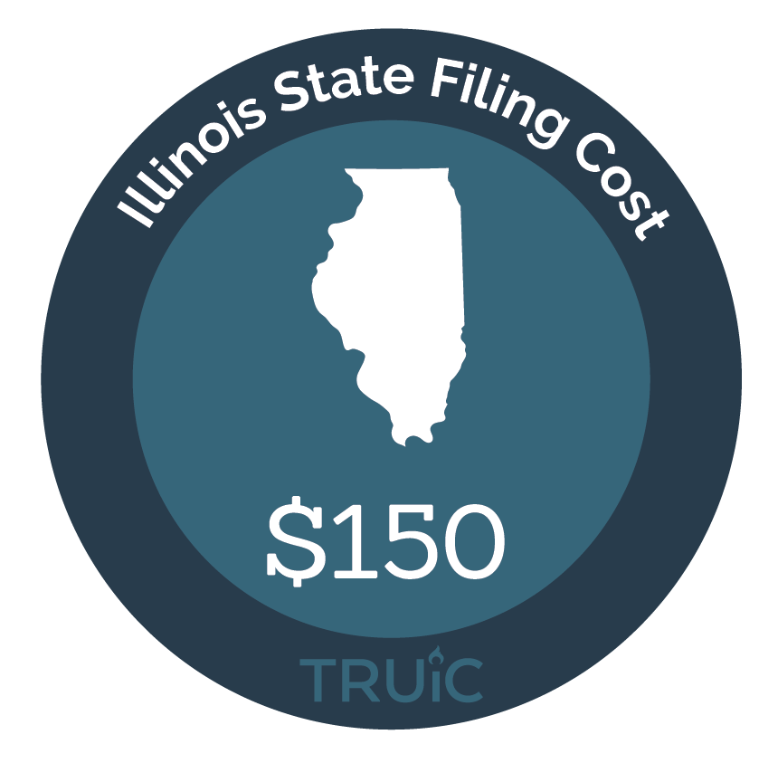 Cost to Start an LLC in Illinois