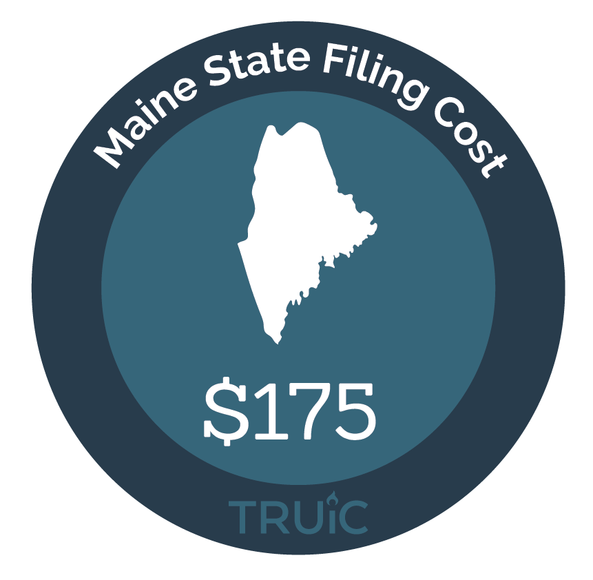 Cost to Start an LLC in Maine