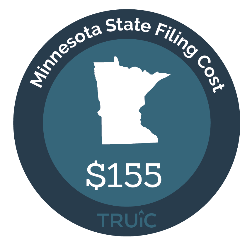 Cost to Start an LLC in Minnesota