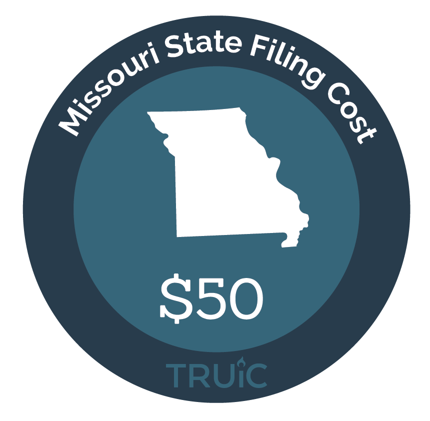 Cost to Start an LLC in Missouri