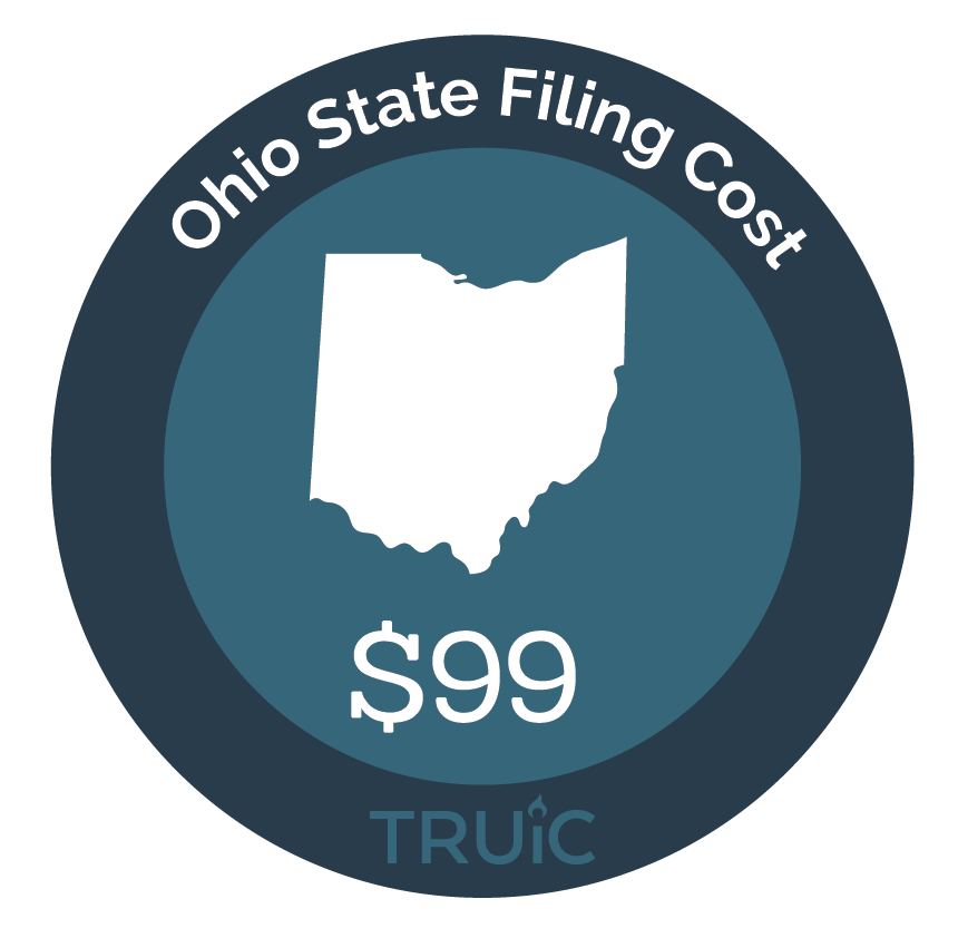 Cost to Start an LLC in Ohio