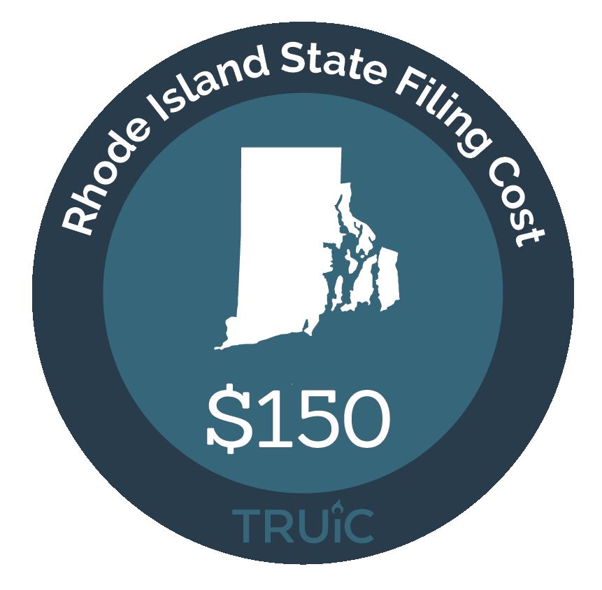 Cost to Start an LLC in Rhode Island