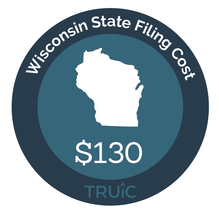 Cost to Start an LLC in Wisconsin